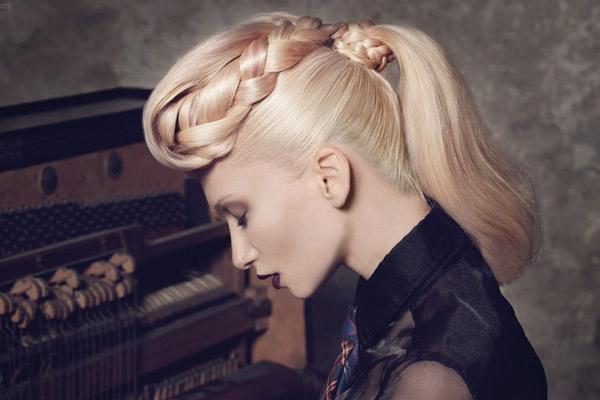 مدل موهای مجلسی