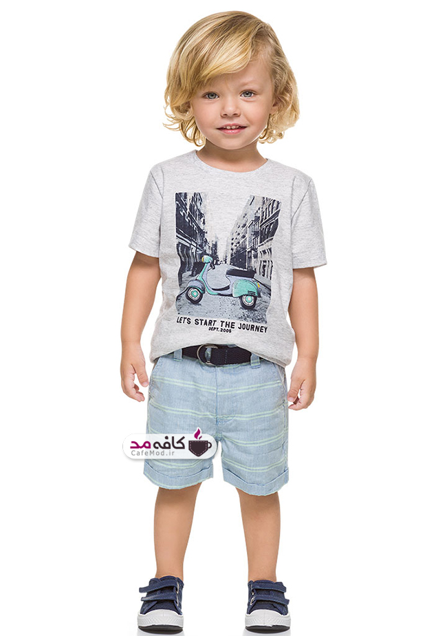 مدل لباس پسرانه Milon