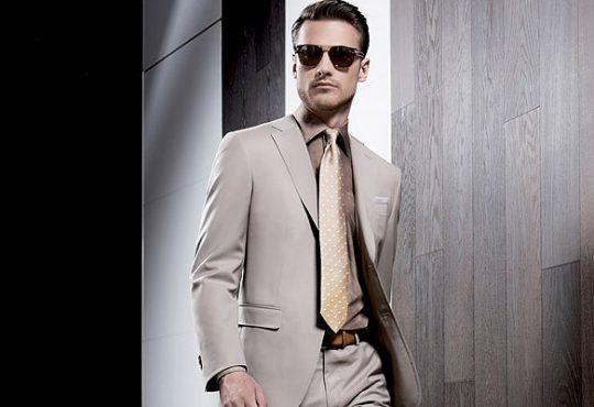 پوشش مناسب مردان لاغر و قد بلند 1