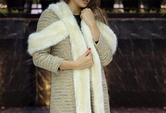 مدل مانتو زمستانه RMAISON