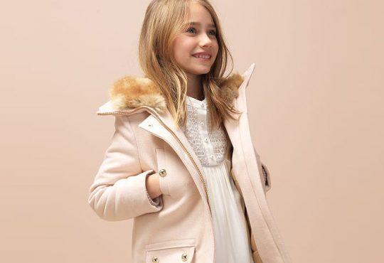 مدل لباس زمستانه دخترانه Chloé