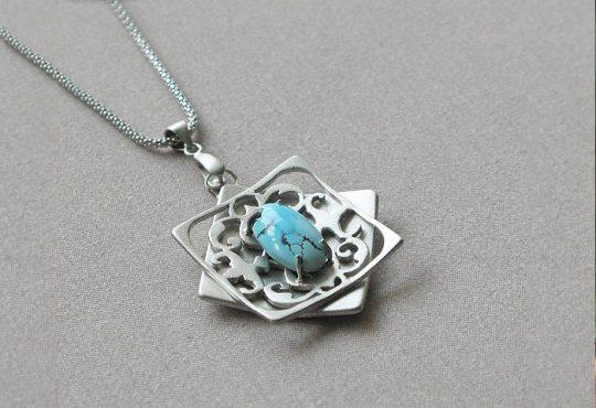 مدل زیورآلات Persian Blue