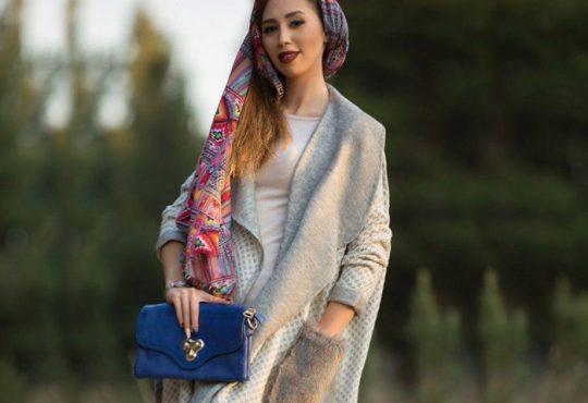 مدل مانتو Maria Dermond