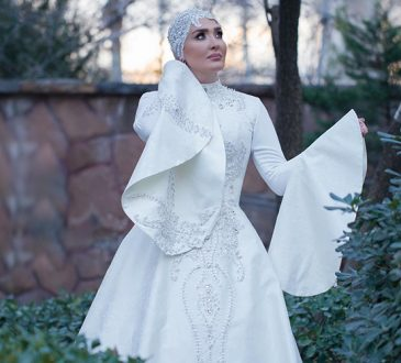 زهره فکورصبور مدل عروس شد