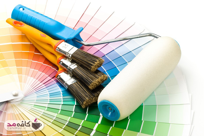 راهنمای انتخاب رنگ برای فضاهای کوچک
