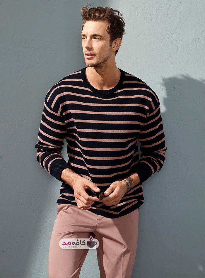 مدل لباس بهاره مردانه simons