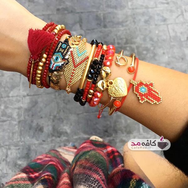 مدل دستبندهای دستساز
