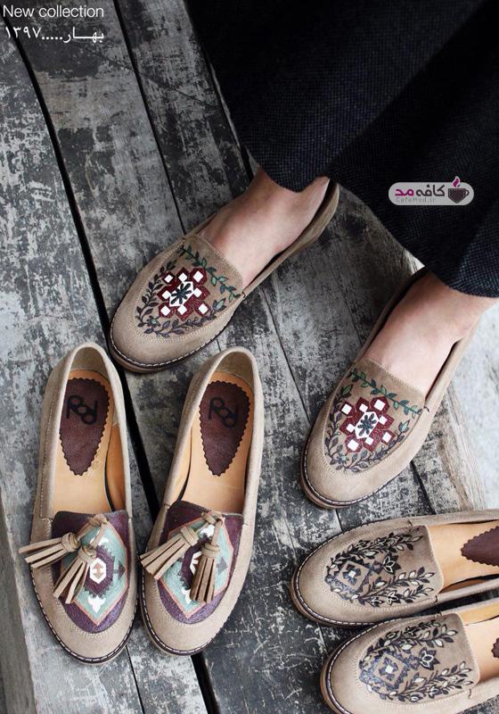 مدل کفش و کیف ایرانی