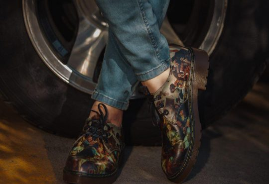 مدل کفش بهاره Vizland