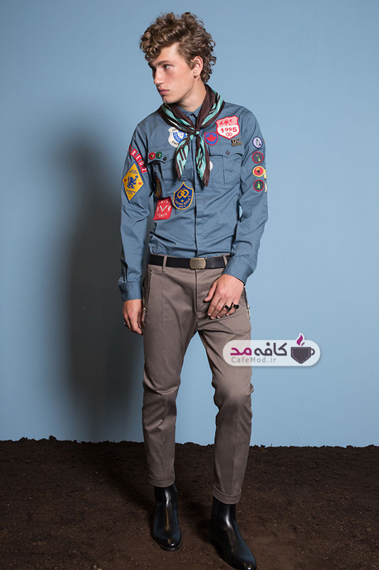 mمدل لباس مردانه اسپرت