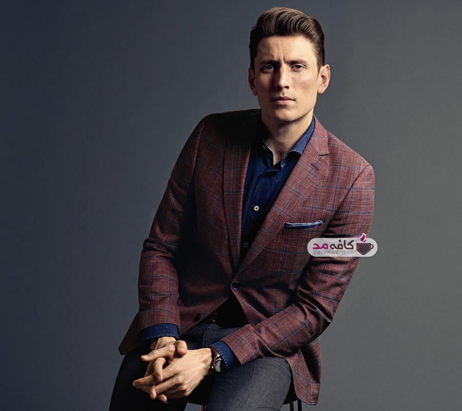 لباس مردانه اسپرت و مجلسی