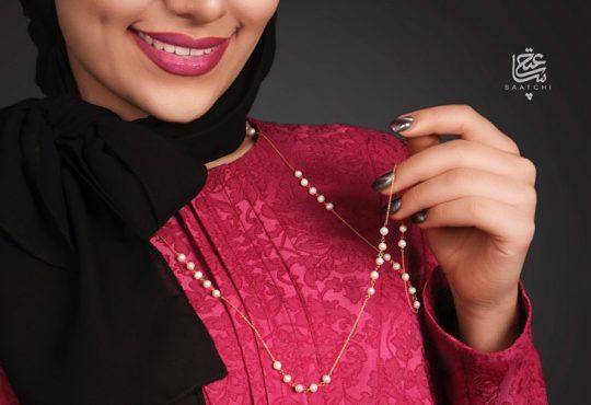 مدل طلا و جواهرات ساعتچی