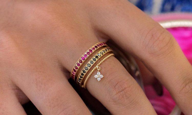 مدل طلا و جواهر Aquae Jewels