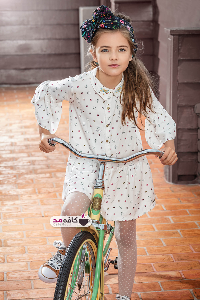 مدل لباس دخترانه و پسرانه تابستانه