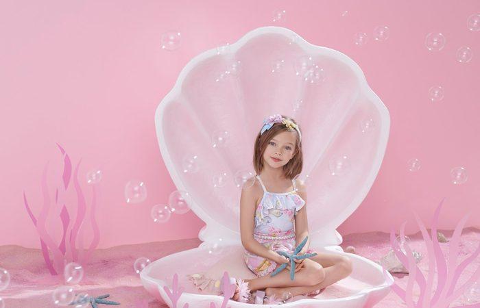 مدل لباس مجلسی دخترانه Monnalisa