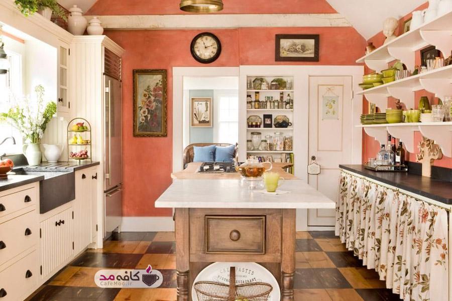 آشپزخانه های چوبی