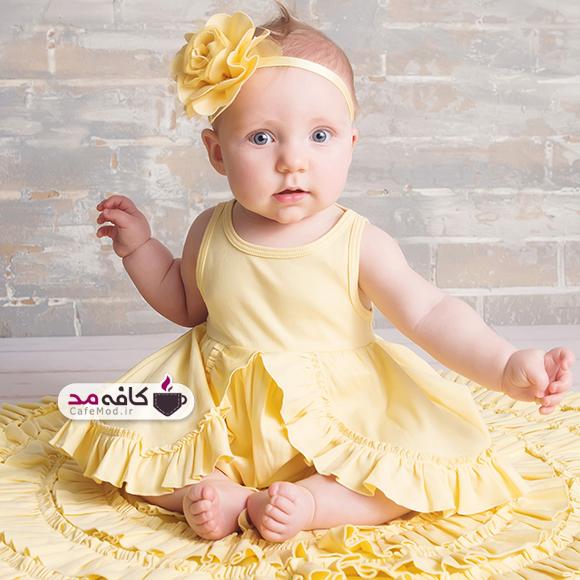 چگونه در تابستان کودکانمان را لباس بپوشانیم