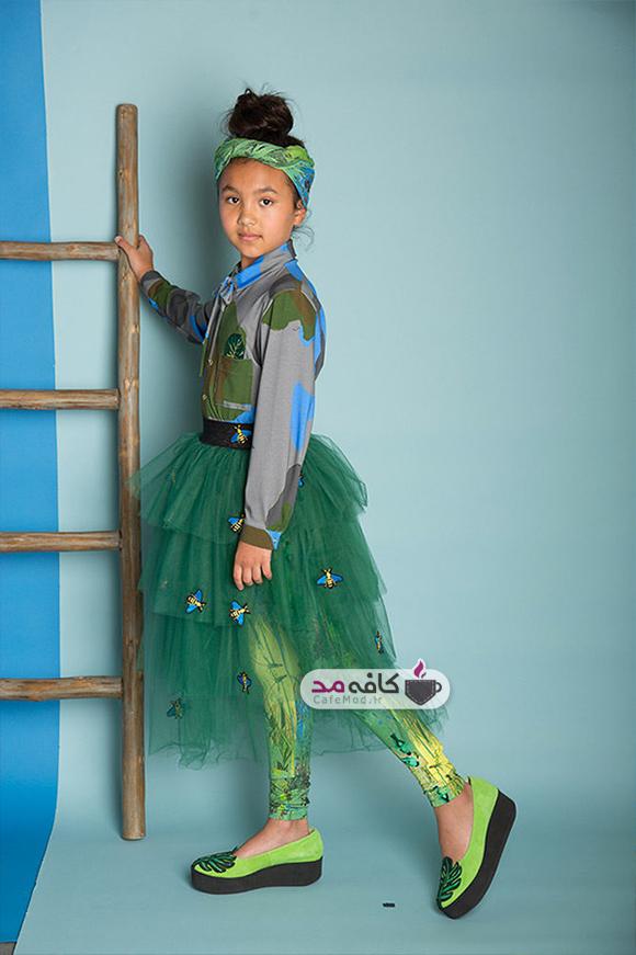 مدل لباس دخترانه و پسرانه Efvva