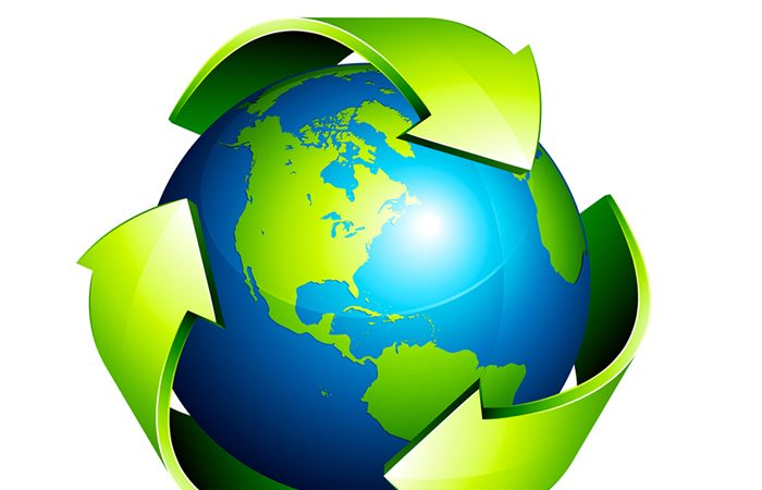 تاثیر مد سبز و بازیافت بر صنعت مد