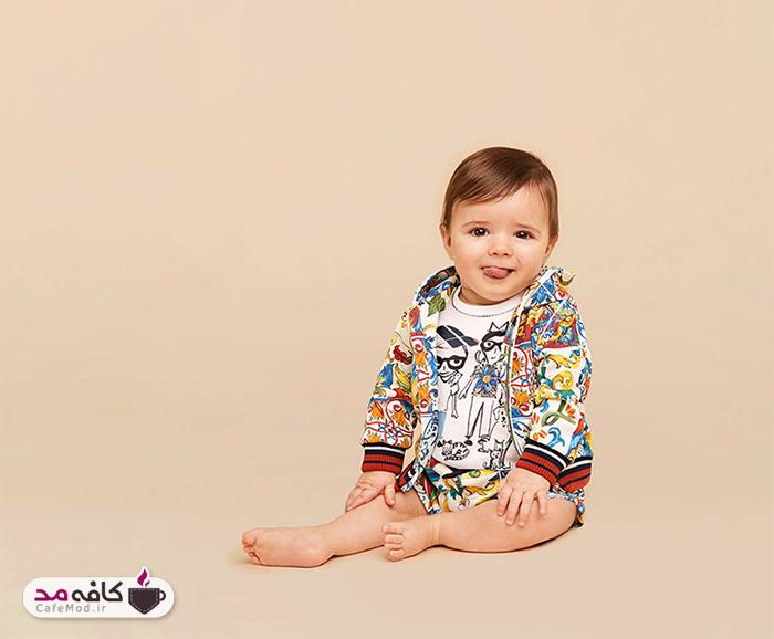 مدل لباس نوزاد پسرانه تابستانه
