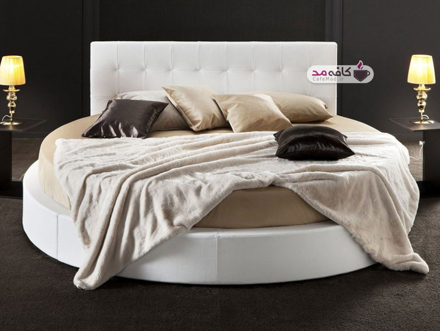 تخت خواب گرد
