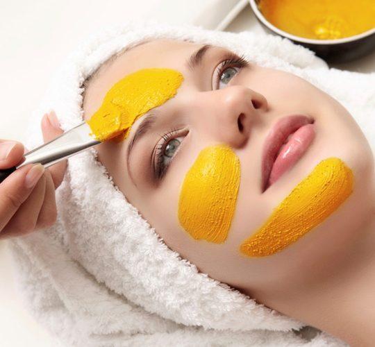 خواص زرد چوبه برای زیبایی پوست