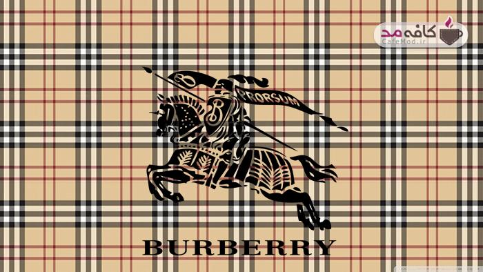 تاریخچه برند بربری Burberry