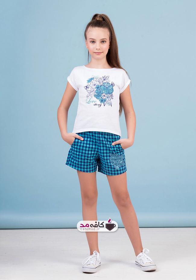 مدل لباس تابستانه دخترانه 2018