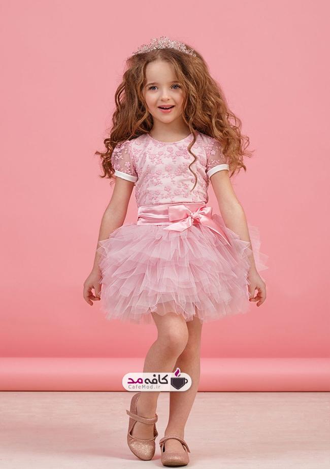 مدل های زیبا از لباس مجلسی دخترانه