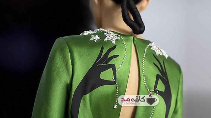 طراحی لباس خاص در دنیای مد