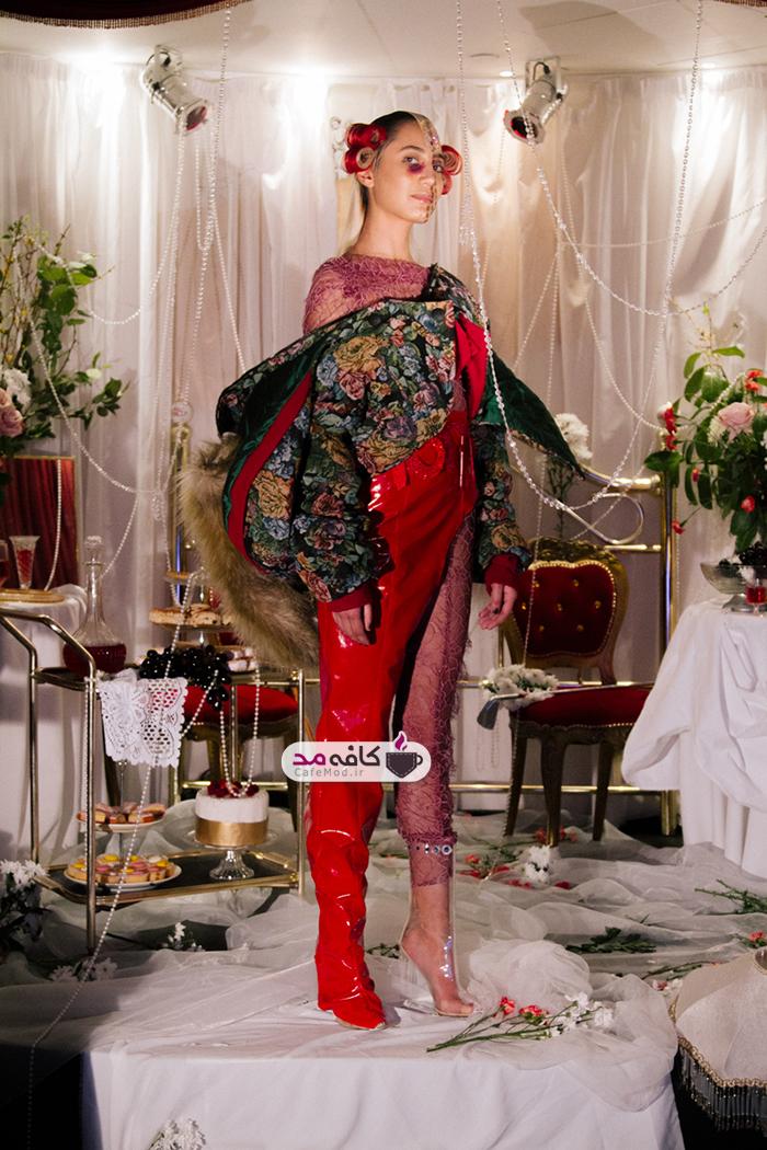 رویداد مد پیشرو Fashion scout event