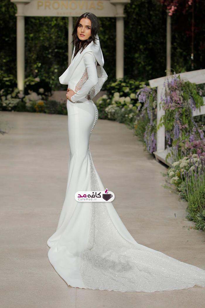 فشن شوی عروس Pronovias- In Bloom