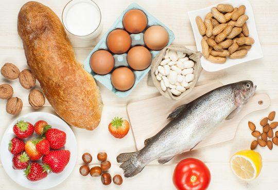آلرژی غذایی و عدم تحمل غذا در کودکان