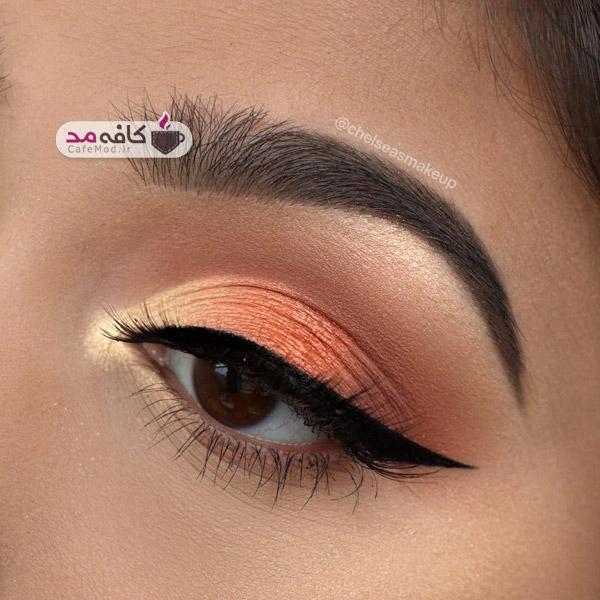 مدل آرایش چشم ها