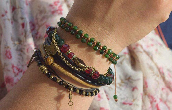 مدل ست دستبند تابستانه