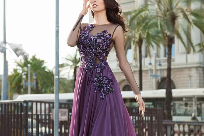 مدل لباس مجلسی Ricca Sposa