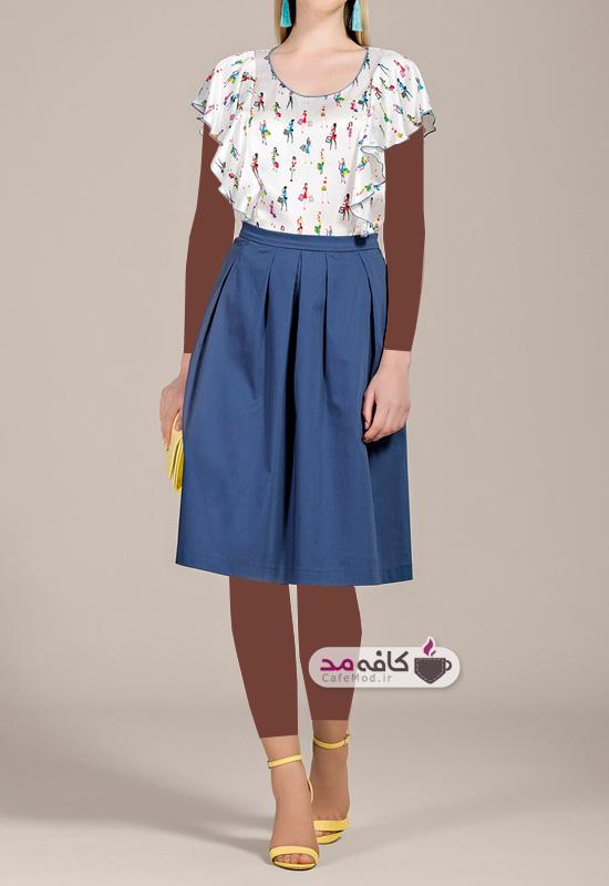 مدل لباس شیک زنانه