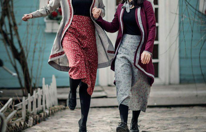 مدل تن پوش ایرانی ماهور