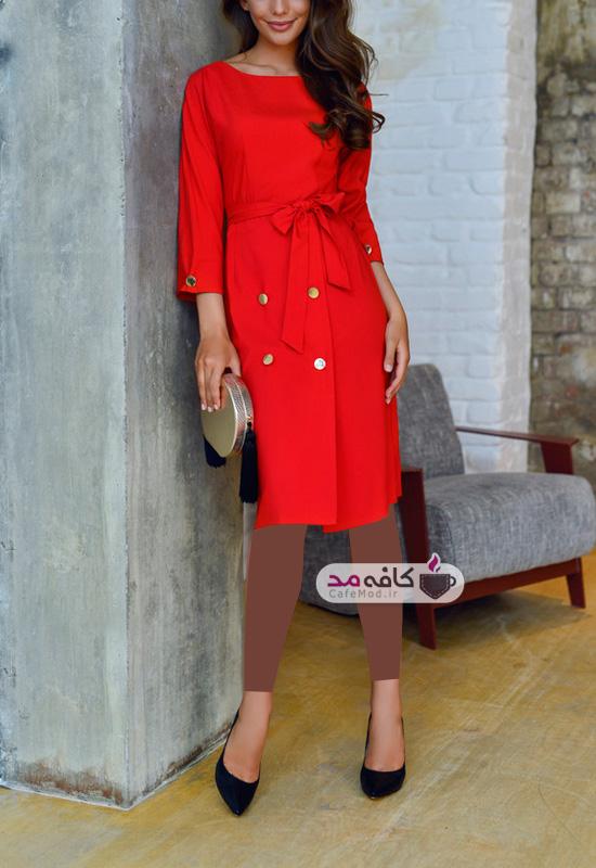 مدل لباس زنانه 2018