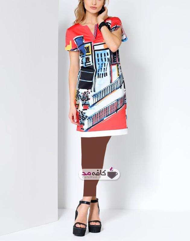 مدل لباس زنانه های تابستانه
