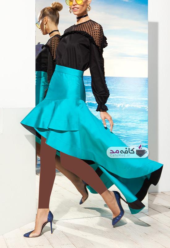 مدل لباس زنانه شیک تابستانه