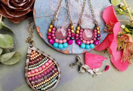 مدل زیورآلات Artisan Jewelry