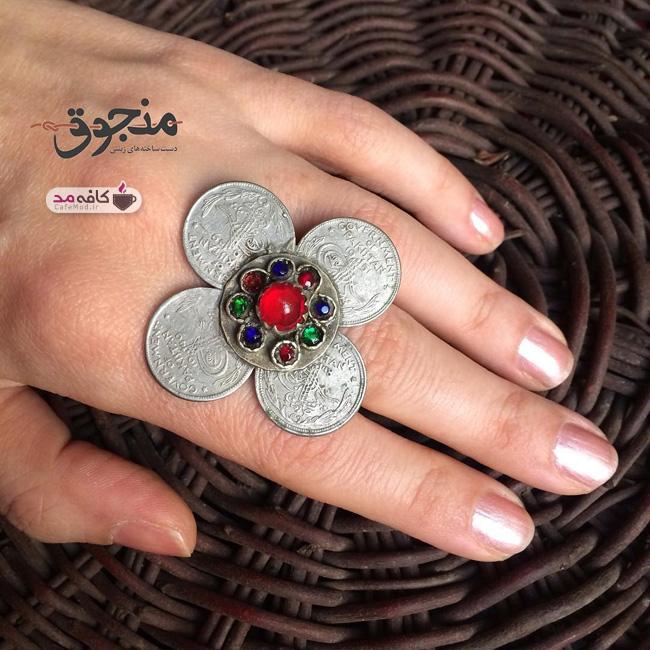 زیورالات دستساز ایرانی