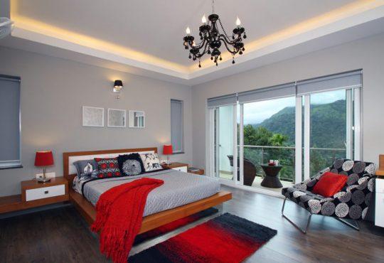 راهنمای انتخاب رنگ اتاق خواب