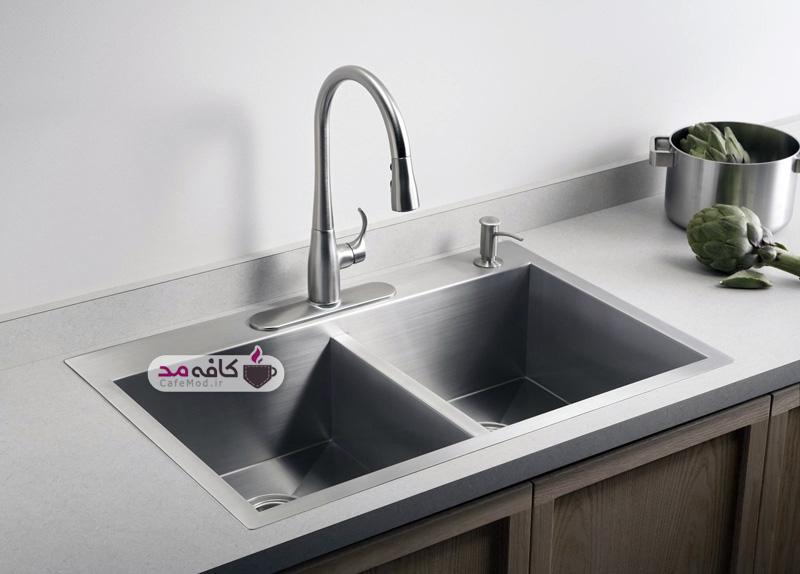 مدل سینک ظرفشویی آشپزخانه