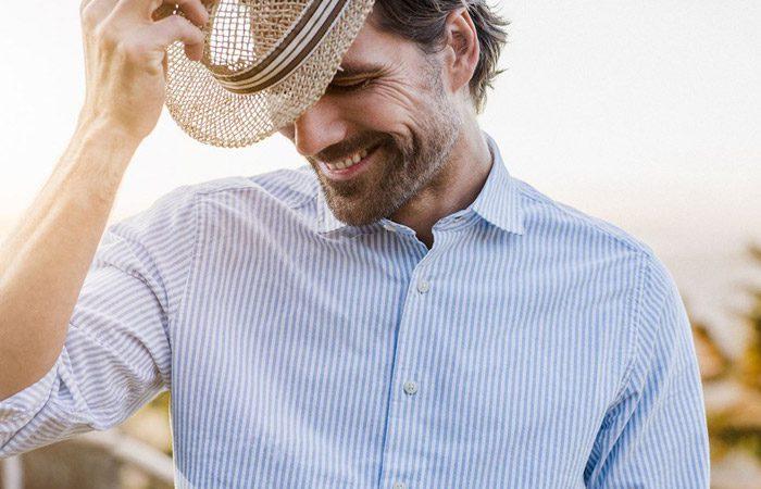 پیراهن های مردانه مناسب تابستان