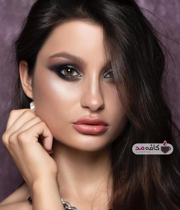 مدل های آرایش خاص و جذاب