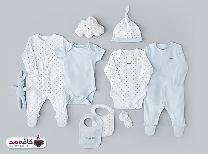 نکات مهم در انتخاب لباس نوزادی