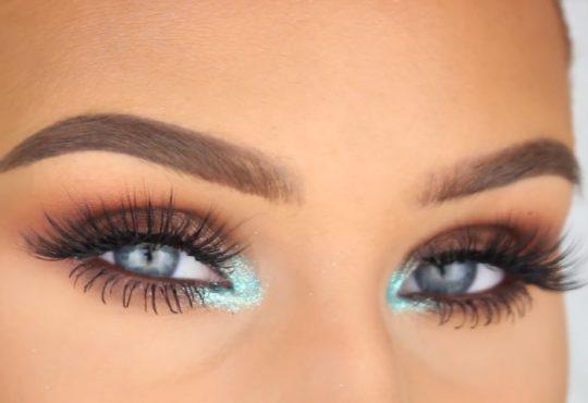 فیلم آموزش آرایش چشم مسی تابستانه