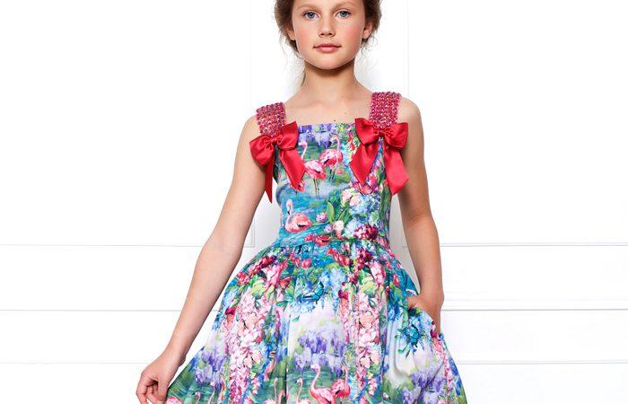 مدل لباس دخترانه نوجوان 2019